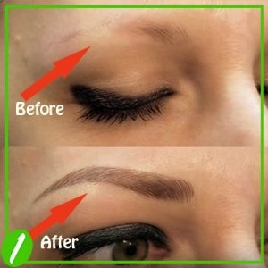 Microblading Eyebrows Aftercare Tips - Keep Your Brows Attractive